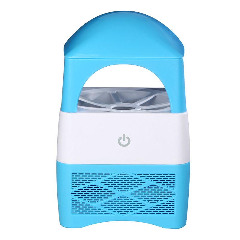 Hot sell insect trap machine electronic mosquito killer lamp