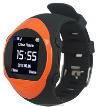 China cheap small bluetooth 4.0 camera smart watch with SOS,Positioning function