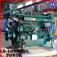 Fishing Boat Inboard Diesel Marine Engine