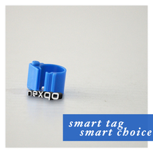 125Khz RFID Foot Ring Pigeon Ring/Tag for Animal Tracking