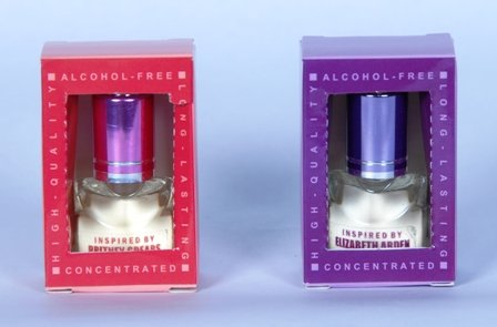 Alcohol-Free Perfumes Inspired By Designers Fragrances