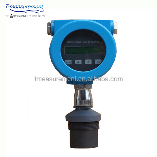 Explosion proof Fuel diesel oil ultrasonic fuel level meter