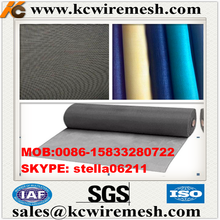 Factory!!!!!!!! KangChen18x14 mesh Grey or Black Protect the Windows Fiberglass Window Screen