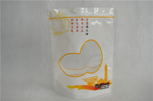 FDA grade plastic packging bags for chicken