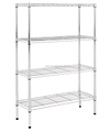 NSF USA Style chrome coated wire shelving