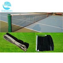 Facile Rétractable Portable Court De Tennis Net Post