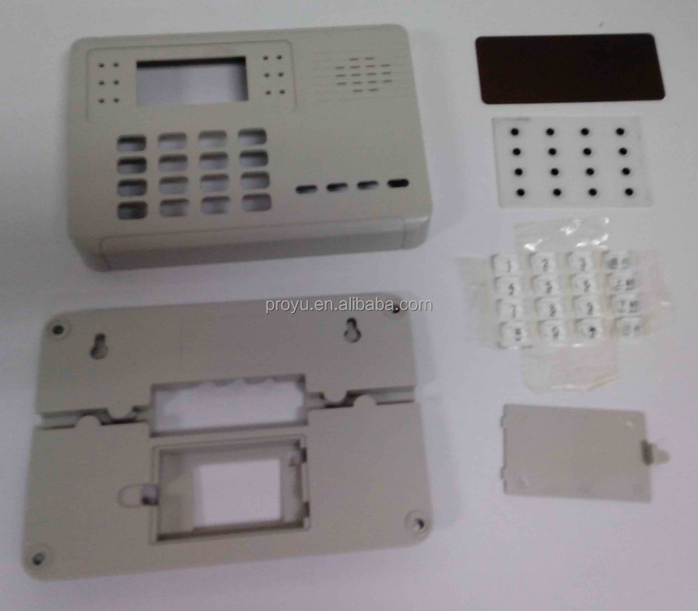 Wholesale Plastic enclosure used for alarm system/home automation/smart system PY-206