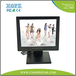 TFT LCD display 10 inch usb touchscreen monitor
