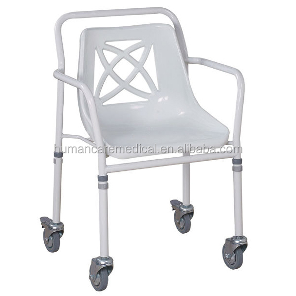 Wholesale-economy rolling shower/bath seat