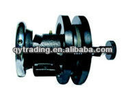 Combination of safety chucks for air shaft and manual brake-Chinese factory directly supply