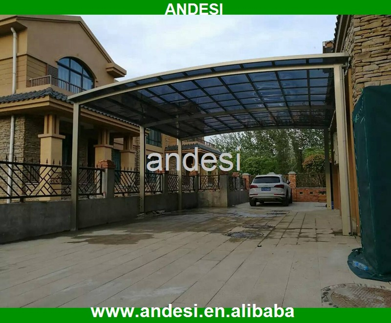 Popular and Reliable metal carport for car
