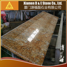 prefab bordeaux gold granite countertop for kitchen and table