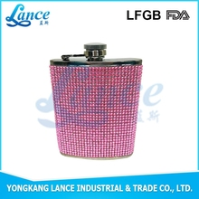 welding machinery / warped laser welding Diamond hip flask