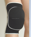 black volleyball knee pad