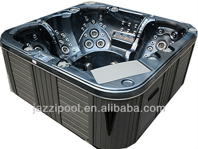 JAZZI Cheap Acrylic Hot Tub Massage Spa 338B-3