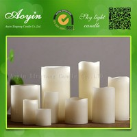 LED candle lights for christmas holiday decoration