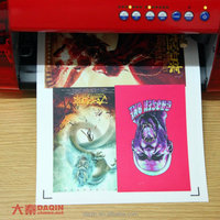 mobile phone sticker printer and cutter with templates