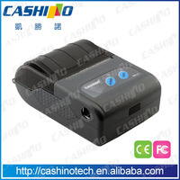 Mini Portable 58mm Thermal Printer Receipt P2 with Bluetooth 4.0 for Windows Android IOS Smartphone