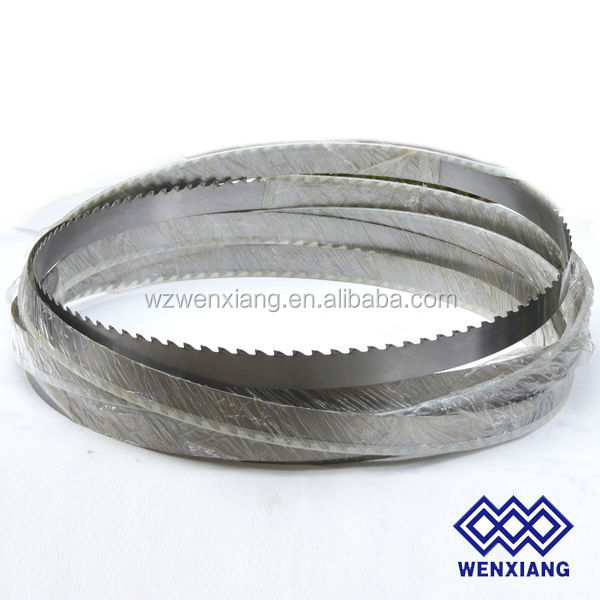 High Speed TCT Wood Cutting Band Saw Blade