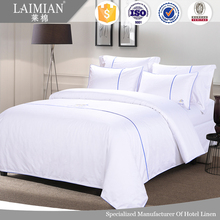 Factory directly supply hotel bed sheets