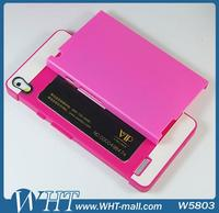 Portable Case for Huawei Ascend P6 Back Cover