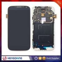 Cheap price lcd touch screen digitizer assembly for samsung galaxy s4 lcd