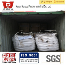 ignition furnace melting furnace high alumina mullite clay fused alumina Refractory castable