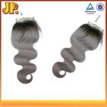JP Hair New Coming Good Quality Mongolian Virgin Lace Closure