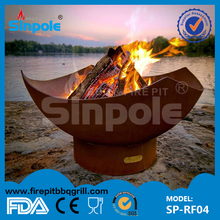 S2015 Hot sell Cast iron Fireplace (SP-RF04)