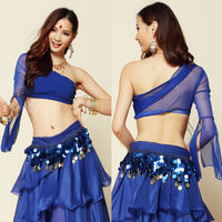 BestDance india belly dance sexy bra top belly dance one blouse bra top sexy chiffon bra top OEM