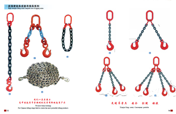 Best Quality lifting chain sling