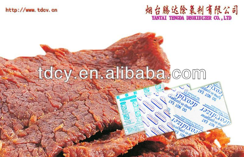 wholesale price food grade oxygen absorber/food extend shelf life