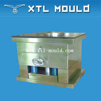 Customize and Used Plastic Injection Bucket Mould Factory
