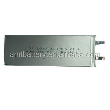 OEM factory manufactured high energy 3.7V 5045130PL Li-polymer battery for power bank charger