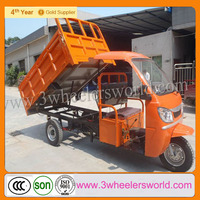 High Quality 2013 Best Closed Cabin /Gasoline Motorized New Cheap Popular Cargo/ 250CC Three Wheel Gas Scooter