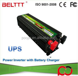 Transformer 5KW Dry Battery for UPS Off Grid Single Output Type Power Inverter