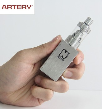 Manufacturer Artery Gold Rush Kit Nugget TC Mini Vape Box Mod 50W Artery vapor 49er tank