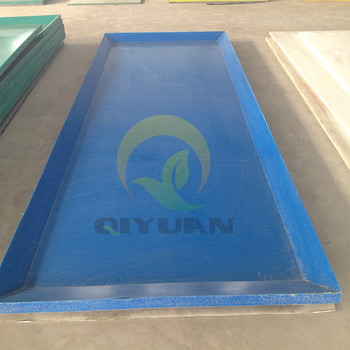 Customized UHMWPE sheet HDPE plastic plate PE boards