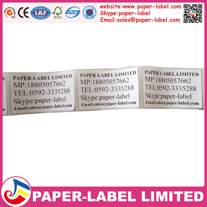DK-11202 Shipping / name badge labels compatible for P-touch QL label printers