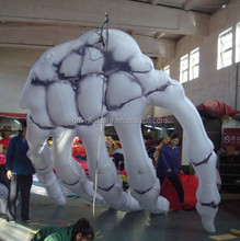 giant outdoors inflatable promotion hands product,inflatable halloween products