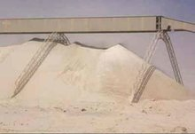 Egyptian rock phosphate of different grades from 24-30%