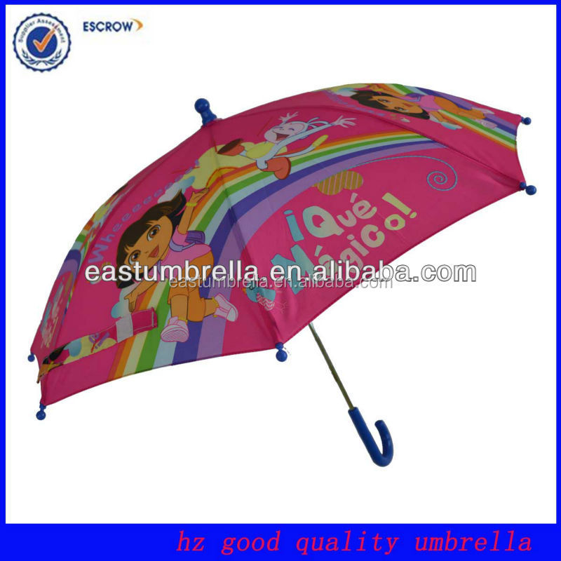 19 inch cartoon sex girls pictures with animals umbrella