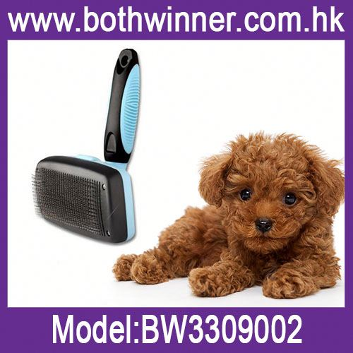 Dogs cats hair removal comb ,CC004 silicone dog brush