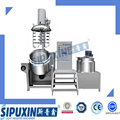 Sipuxin Customized Vacuum homogenizer mixer with BV certificate for making cosmetic cream mixing machine