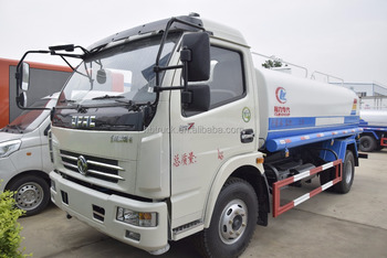 Hot sale water bowser sprinkler tank truck with water spray system