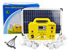 China portable solar system kit 20w turkey