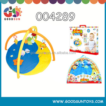 Soft beautificul baby non-toxic play gym mat ,the best chioce for mother with factory price