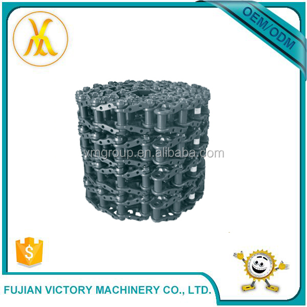 Professional Factory Bulldozer Spare Part Excavator Track Link Assembly