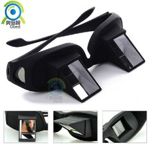 Creative High Definition Lazy Glasses, attractive design Bed Lying Periscope Glasses