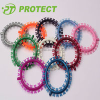 Protect orthodontic o rings elastic ligatures rubber product